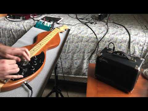 Glowhazel - Improvising, Live Looping, Making Noises