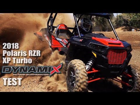 2018 Polaris RZR XP Turbo Dynamix Edition Test Review