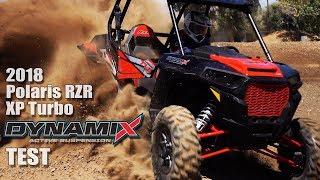 2018 Polaris Rzr Xp Turbo Dynamix Edition Test Review