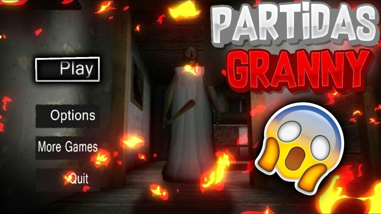 Granny Juego De Terror Me Lo Termine Completo Youtube