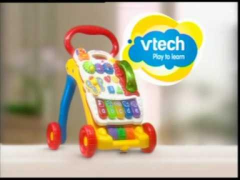 Vtech First Steps Baby Walkerg Youtube