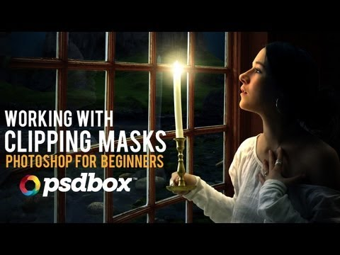 How Clipping Masks Work - PSD Box