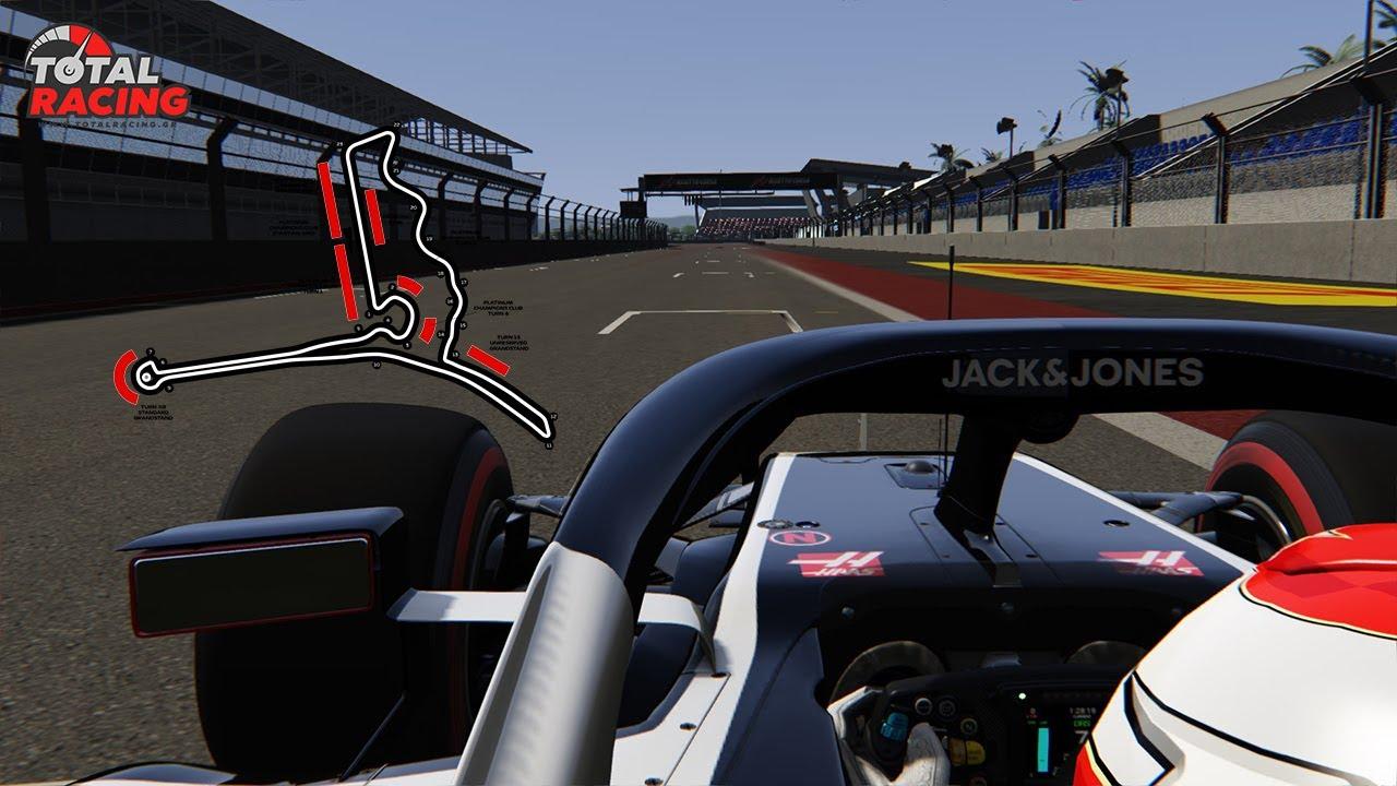 Driving an F1 2020 CAR around the HANOI CIRCUIT | TotalRacing.gr