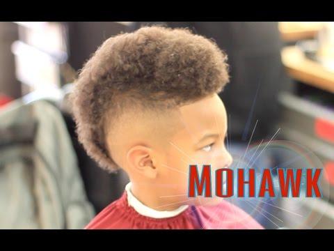 Mohawk Haircut 1080p Hd Youtube
