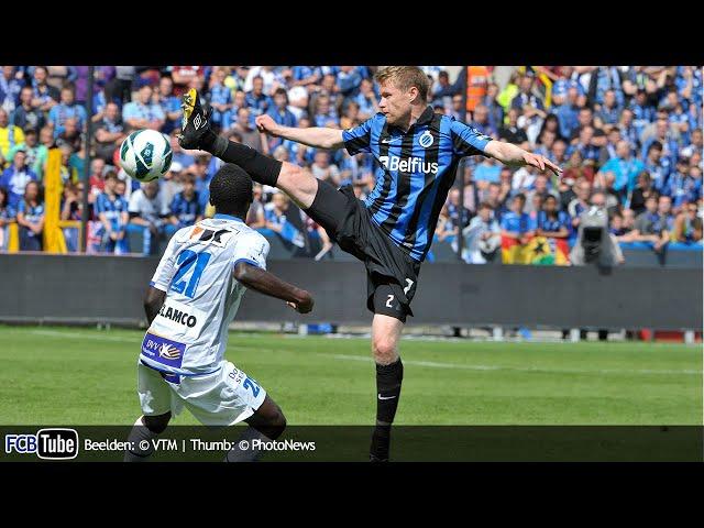 2013-2014 - Jupiler Pro League - 05. Club Brugge - AA Gent 1-1