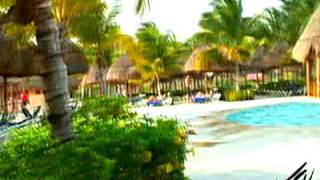 Riviera Maya Grand Palladium all inclusive resort