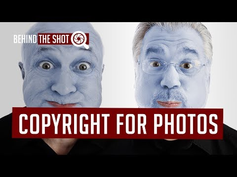 Copyright for Photographers - Behind the Shot
