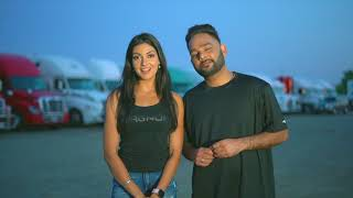 BRAMPTON TOWN : Risky Maan   Yesha Sagar   Gur Sidhu   Latest Punjabi Songs 2021