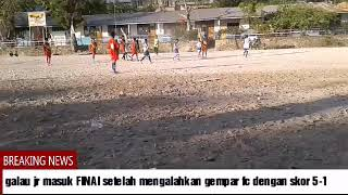 Video Coba balauring galau jr vs gempar fc download MP3, 3GP, MP4, WEBM, AVI, FLV Juli 2018