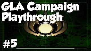 GLA Mission 5 - Command And Conquer Generals: Zero Hour (5/5)