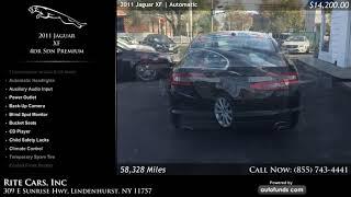 Used 2011 Jaguar XF | Rite Cars, Inc, Lindenhurst, NY