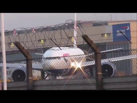 Afternoon Planespotting RWY27R Arrivals + Departures at Heathrow 20/10/15 - Part 3 (Finnair A350)