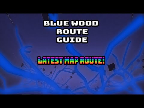 Blue Wood Route [14th MAR - 18th MAR] | Lumber Tycoon 2 ROBLOX