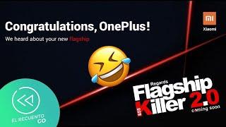 Xiaomi FELICITA y AMENAZA a OnePlus 7 Pro | El Recuento Go