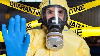АНТИ ПЛЭГ ИНК ► Quarantine