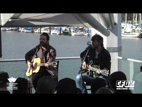 3 - Sam Roberts Band - Without A Map (Live)