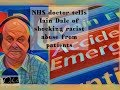 NHS doctor tells Iain Dale of shocking racist abuse from patients