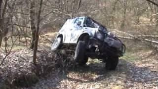 Suzuki Samurai testdrive