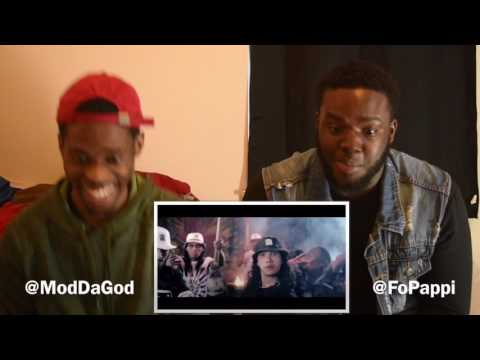 FIRST REACTION TO MOROCCAN RAP/HIP HOP/TRAP PART 1 - Shayfeen - 7it 3arfinni (Explicit)
