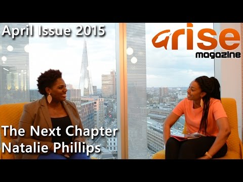 The Next Chapter - Natalie Phillips