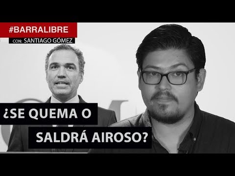 Salvador del Solar: ¿se quema o sale airoso?   Barra Libre con Santiago Gómez