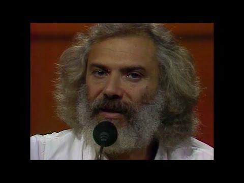 Georges Moustaki - Le métèque (live)