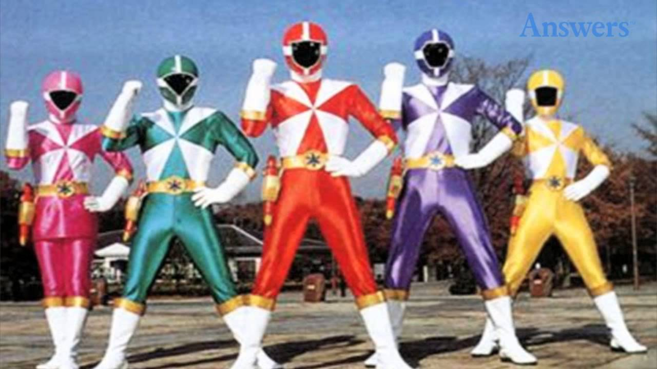 Image result for the power rangers