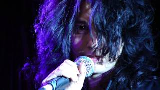 Chinawoman - Left You at the Farm (live in Moscow 12.06.2011)