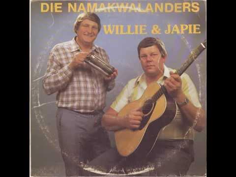 Die Namakwalanders - Fluitjiesriet Polka