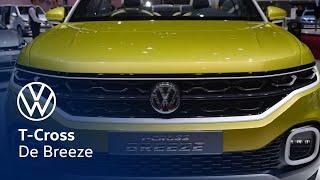 Volkswagen T-Cross Breeze Concept 2016 Videos
