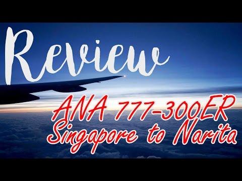 All Nippon Airways NH802 B777-300ER Economy