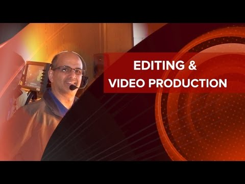 Rick Davis - Video Editor/Producer