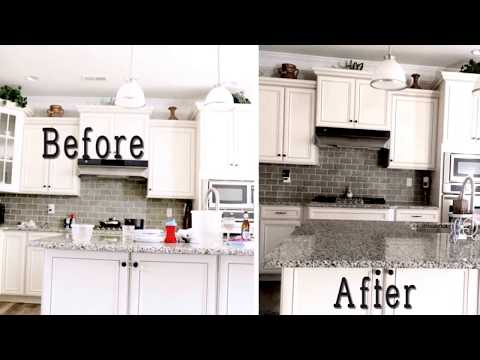Cook And Clean with me Kitchen Area :Daily Cleaning Routine