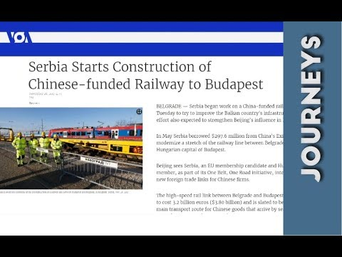 📰Serbia Starts Construction of Chinese-funded Railway to Budapest