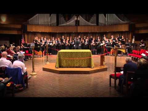 Forrest: Three Nocturnes   MSU Chorale