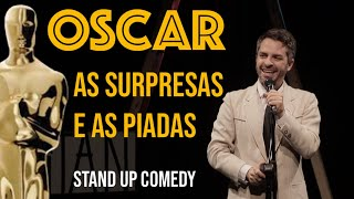 O STAND UP DO OSCAR 2020 | Bruno Motta | Stand Up Comedy