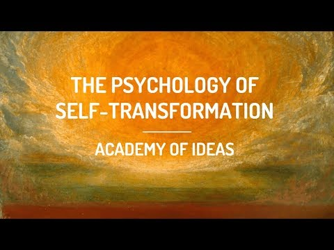 The Psychology of Self-Transformation