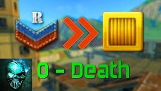 Recruit to Warrant Officer on 0 Death?!! Challenges #3 - Tanki Online - Ghost Animator TO