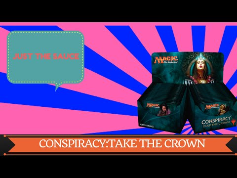 Conspiracy 2 Take The Crown Box Opening -MTGHeadQuarters