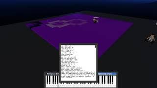 ROBLOX Piano || A Tender Feeling - Sword Art Online