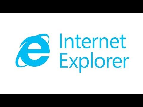 วิธีอัพเดท Internet Explorer