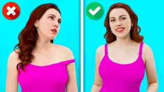24 LIFE-SAVING CLOTHING TRICKS YOU SHOULD LEARN