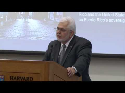 HARVARD CONFERENCE ON THE FUTURE OF PUERTO RICO