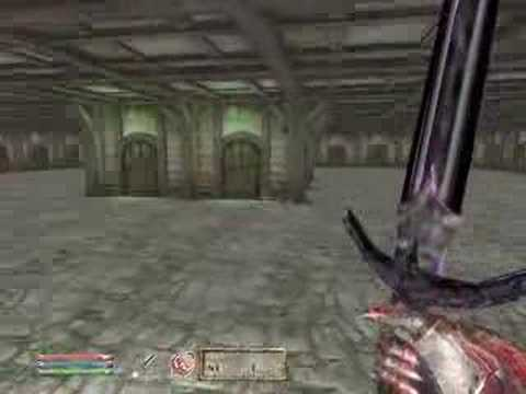 Oblivion Best Cheat Ever! PC Only!