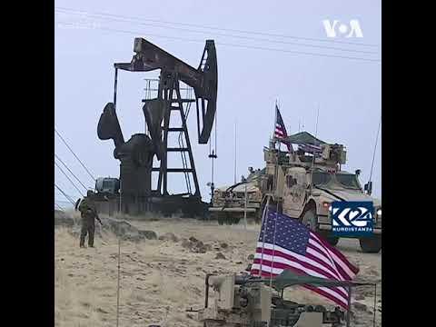Военные США охраняют нефть в Сирии