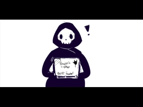 A Bad Hack [ Overwatch Comic]