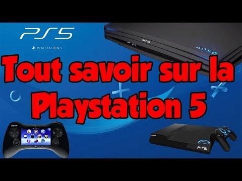 Tout savoir sur la Playstation 5 (Date de sortie, Prix, Puissance, ...) (PS5)