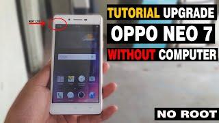 cara setting jaringan oppo neo 7 ke 4g work.. silahkan simak tutorialnya...