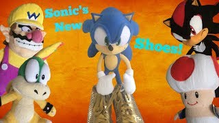 Sonic's New Shoes!