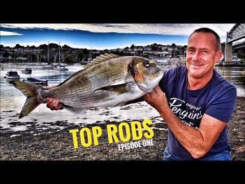 Top Rods Episode one: Brought to you by Sea Angling Magazine